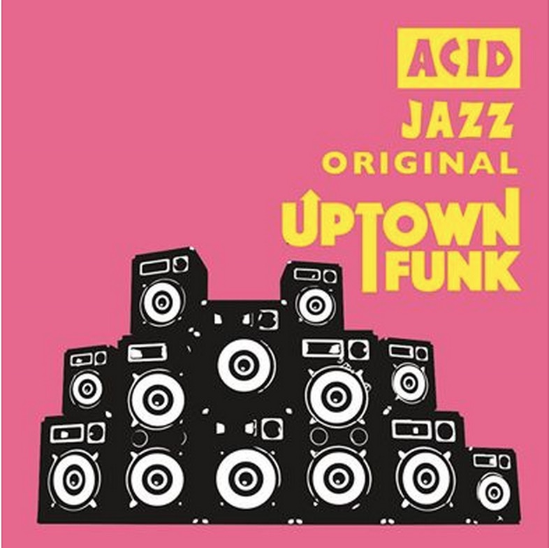 Acid Jazz Records | Modern Northern Soul & Original Uptown Funk