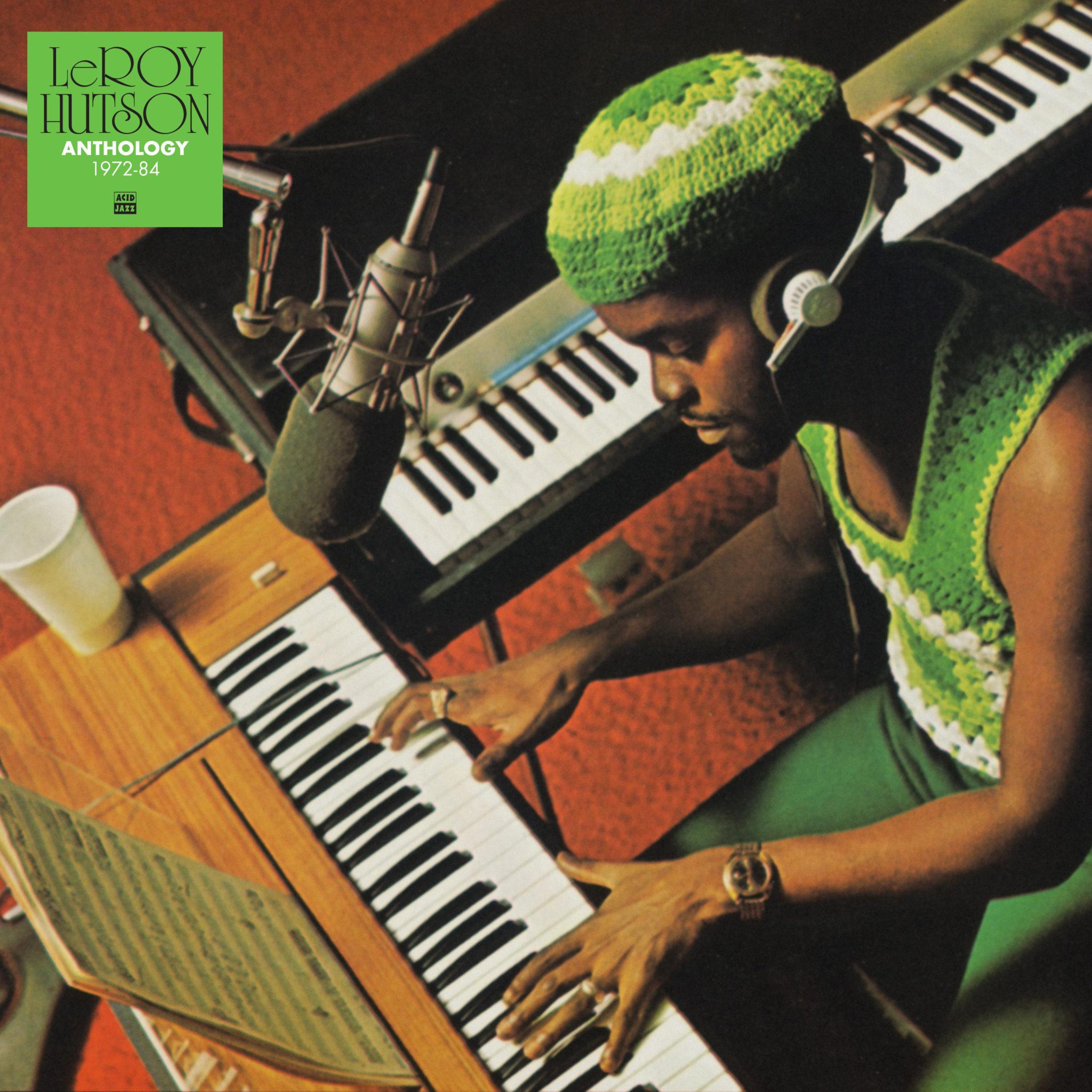 Acid Jazz Records | Leroy Hutson